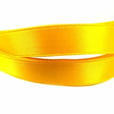 Satin Ribbon Full Rolls - Double Sided Polyester - 3mm 6mm 10mm 13mm 19mm 25mm