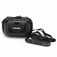 Compact System Shoulder Camera Case Bag For Panasonic TZ80 GX80