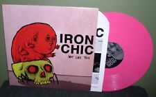 "Iron Chic ""Not Like This"" LP /400 Title Fight Latterman Capital Such Gold Rvivr"