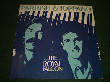 The Royal Falcon Parrish & Toppano~1987 German Import Vocal Pop Ballad~FAST SHIP