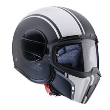 Casco Caberg Ghost Legend black white M helmet casque capacete helm moto