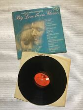 Geoff Love and his Orchestra play BIG LOVE MOVIE THEMES. Vinyl LP. 1971. *VGC*.