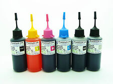 CISS ink refill bottles for Canon Pixma MG6350 MG7150 PGI550 CLI551 CIS NON-OEM