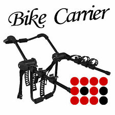 Honda Rear Trunk Bicycle Mount 3-Bike Triple Rack Holder Attachment Car Carrier