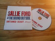 CD Indie sallie Ford/sound outside-untamed Beast (11 chanson) promo Fargo CB