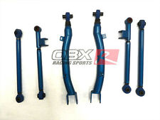OBX Rear Trailing Arms & Lateral Links For 2002 03 04 05 06 07 Impreza WRX Sti