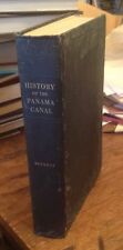 History of the PANAMA CANAL Bennett 1915 BUILDER'S EDITION Free US Shipping RARE