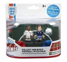 Topps Minis Fa de recogida y construir-Ashley Young & Stua...