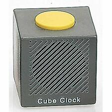 RNIB Talking Cube Alarm Clock with Batteries