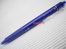 Pilot FriXion LFBK-23F Ball Knock Clicker 0.7mm Erasable Rollerball Pen, Blue