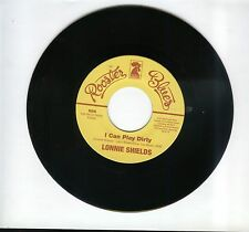 SOUTHERN SOUL & BLUES 45: LONNIE SHIELDS I Can Play Dirty/Hard Times ROOSTER R58