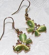 Girls/Women Rhinestone Flower Earring new