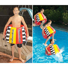 The Cannonball Inflatable Pool FLOAT Toy Learn To SWIM Game Water Aerobic 90460