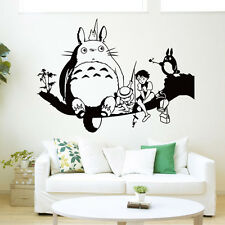 My Neighbor Totoro Kids Room Vinyl Wall Sticker Art Wall Decals Home Decoration