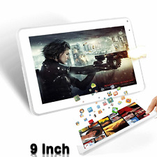 "9"" HD Dual Camera 3G Quad Core Tablet PC Android 4.4 1Gb+8GB WIFI Bluetooth Z5"