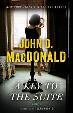 A KEY TO THE SUITE by JOHN D. MACDONALD (NEW PAPERBACK)