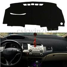 Car Dashboard Cover Dash Mat DashMat Sun Pad Fit For Honda Civic 8th 2006 - 2010