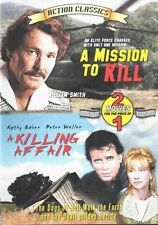 Action Classics A mission to Kill / A Killing affair DVD New William Smith