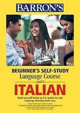 Beginner's Self-Study Course: Italian Beginner's Self-Study Language Courses