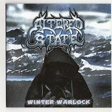 ALTERED STATE - Winter Warlock (NEW*US 80ies METAL*SKI VOCALS*DEADLY BLESSING)