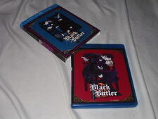 Black Butler: Season Two BLU-RAY+DVD 5-Discs Anime Episodes w/OVAs Funimation