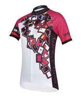 UK Stock Summer Sale New Women Bike Cycling Sports Wear Jersey Top Shirt S-XXL