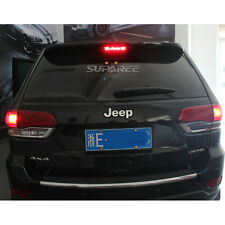 Carbon Fiber Tail Brake Light Decal Car Sticker For JEEP Grand Cherokee COMPASS