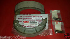 KIT GANASCE CEPPO FRENO BRAKE SHOE MOLLE ORIGINALE YAMAHA VIRAGO 535 750 1100
