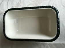 Dalebrook professionnel oblong mélamine serving dish 260x160x90mm brand new