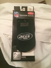 NWT NFL New York Jets Infant Skid-Proof Gripper Socks Green 12 monthsKid Shoe NY