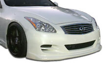 08-15 Fits G Coupe G37 Q60 Duraflex TS-1 Front Bumper 1pc Body Kit 106421
