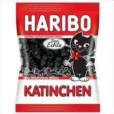 Made in Germany-Haribo CATS Licorice- gummy bears-200 g