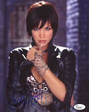 ASHLEY SCOTT Signed Color Photo with a JSA (James Spence) COA
