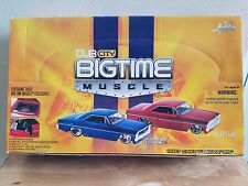 jada toys 1/24 diecast bigtime muscle 1967 chevy nova SS humility