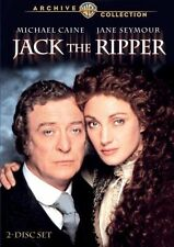 JACK THE RIPPER (2PC) - (1988 Michael Caine) Region Free DVD - Sealed