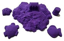 2lb Refill Purple Spacesand/Moon Sand/Crazy Magic Sand Mold-N-Play/ Kinetic Sand
