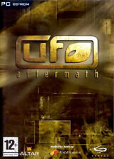 UFO AFTERMATH PC STRATEGY GAME for PC SEALED NEW