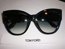 TOM FORD ANOUSHKA TF371/01B Black  57*16*140 **AUTHENTIC** NEW NO CASE  SALE!!!