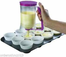 Batter Dispenser Cupcake Pancake Muffin Helper Mix Pastry Baking Tool