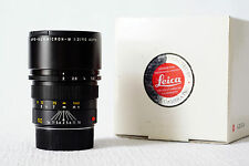 Leica 90mm F2.0 APO-Summicron M - Mint Condition