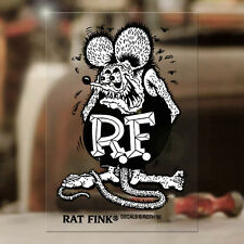 Rat Fink Sticker Aufkleber original Ed Roth Hot Rod Autocollante 95mm