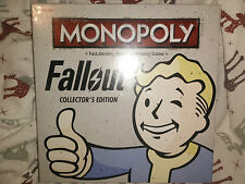 Monopoly Fallout Collector's Edition Board Game |BRAND NEW FACTORY SEALED