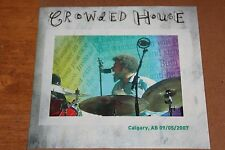 Crowded House ‎/ Official Live 2CD / Calgary May 5, 2007 / SEALED / Kufala