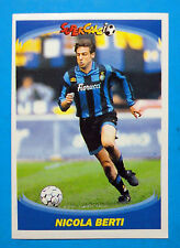 PANINI SUPERCALCIO 1995/96-Figurina/Sticker-n.85-BERTI-INTER-New