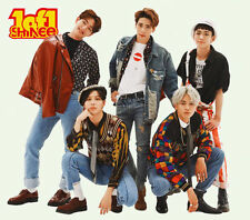 SHINEE-[1 OF 1] 5th Album CD+24p Booklet+72p Photo Book+1p Card*Folded Poster*