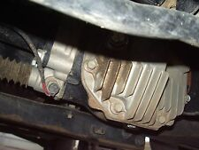 NS NT NW PAJERO FRONT DIFF CENTRE, IFS, 3.2, 4M41, MAN T/M, 4.1 RATIO