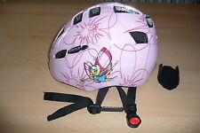 UVEX Kinder Fahrradhelm Rollerhelm Laufradhelm Radhelm Kinnschutz 46 52 cm 181 g