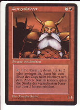 4x Dwarven Warriors / Zwergenkrieger (DEUTSCH LIMITIERT) FBB german beta