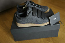 Jérôme Dreyfuss Sneakers Running Gris Flanelle Baskets T 36 = 37 UK 3 US 6,5