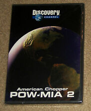 Discovery Channel Pow-Mia 2 DVD New